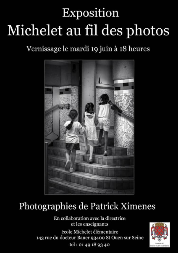 Exposition Michelet au fil des photos