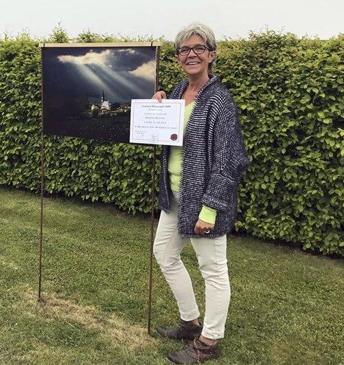 """Interview de Murielle ANCILLON - Gagnante du Festival """"Les Arpents du Soleil 2019"""""""