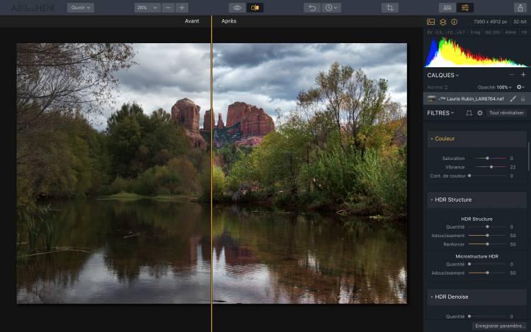 Améliorer votre image HDR avec Aurora HDR 2018