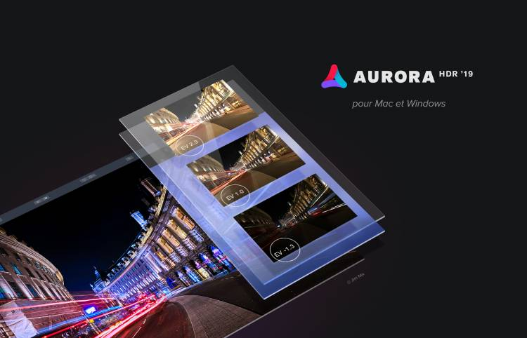 Offre exclusive AURORA HDR 2019
